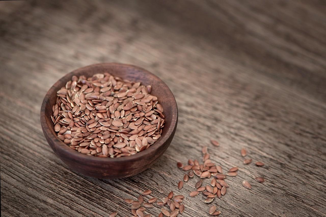 Linų sėmenys, sėmenų aliejus - nauda ir vartojimas