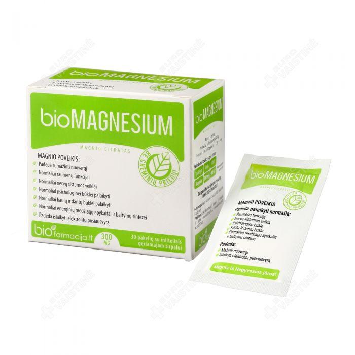 bioMAGNESIUM 300 MG
