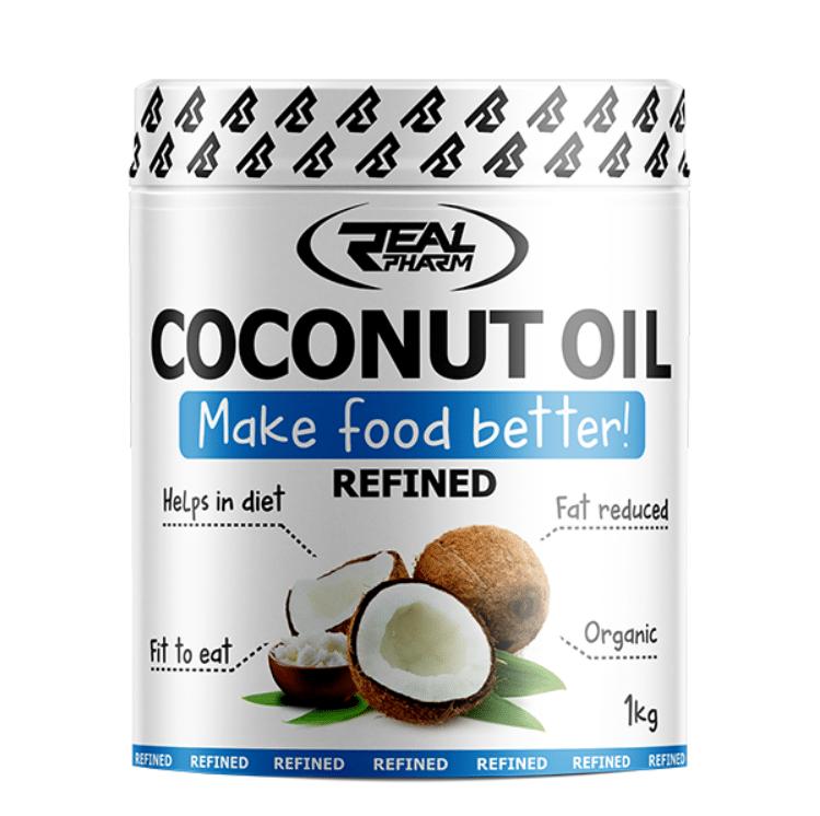 Kokosų aliejus 1kg. Rafinuotas