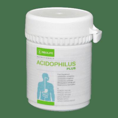 NeoLife, Acidophilus Plus, bakterijos žarnynui