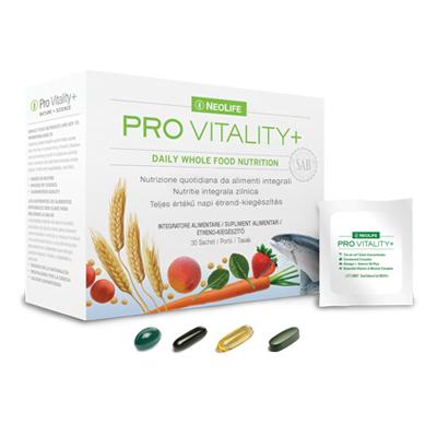 NeoLife Pro Vitality+ maisto papildas