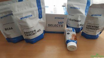 MyProtein Apzvalga