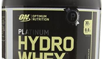 Optimum Nutrition Platinum Hydro Whey Protein