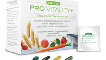 NeoLife Pro Vitality+ maisto papildas, 30 pakelių